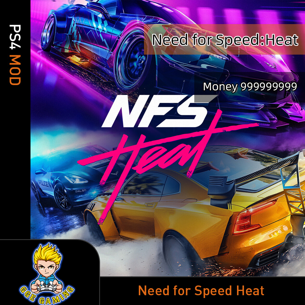 Need For Speed Heat Ps4 Mod Money Boost Game Is Not Included